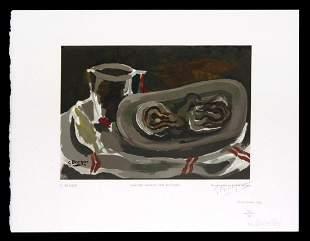 Georges Braque (After) - Nature Morte aux Huitres