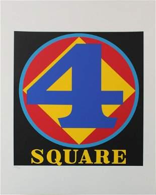 Robert Indiana - Four Square