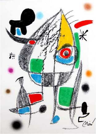 Joan Miro - Maravillas 20