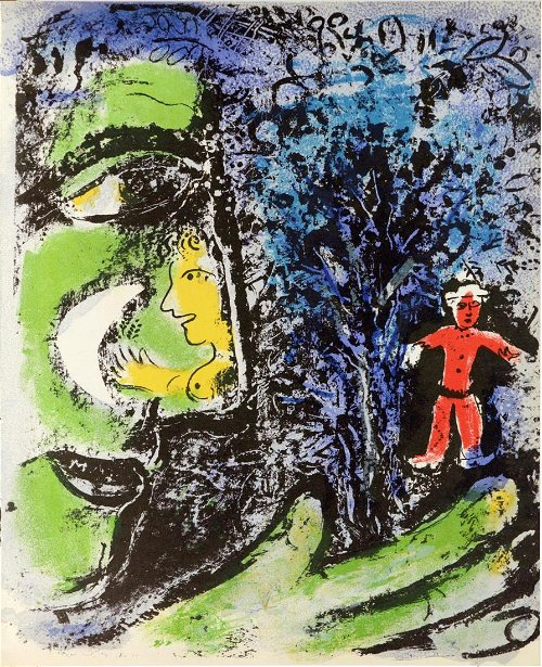 Marc Chagall Prints & Multiples
