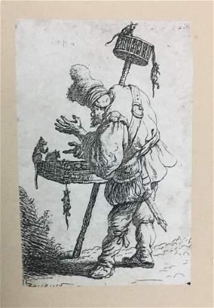 Rembrandt van Rijn - Rat Catcher