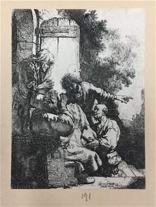Rembrandt van Rijn - Joseph