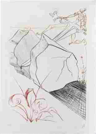 Salvador Dali - The Marvellous Steps