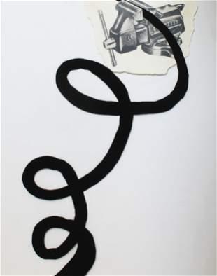 Jim Dine - Tool Box V