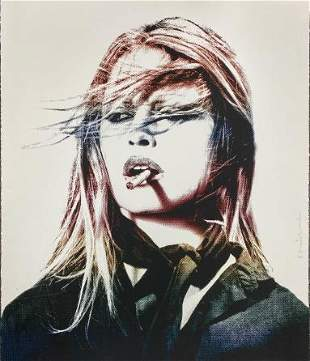Mr. Brainwash - Bridget Bardot