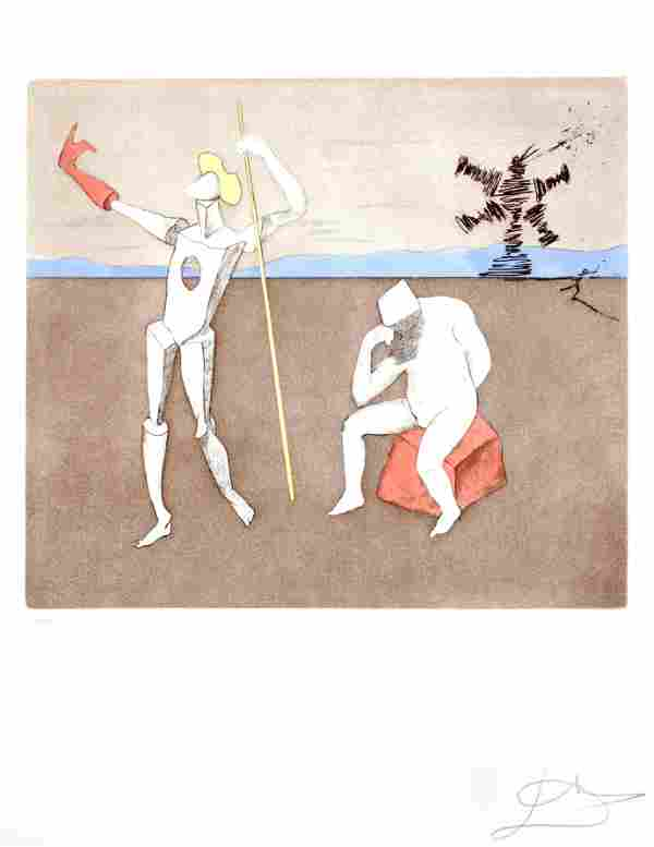 Salvador Dali - The Power of Thought