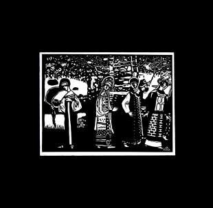 Vasily Kandinsky - Xylographies II