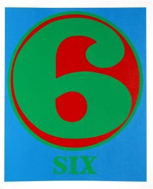 Robert Indiana - Six