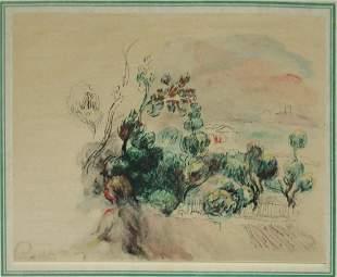 Pierre-Auguste Renoir (after) - Untitled