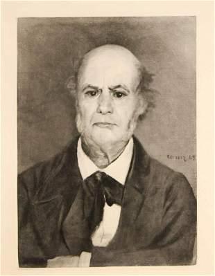 Pierre-Auguste Renoir (after) - Portrait du Pere de