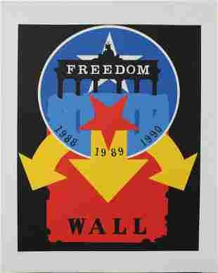 Robert Indiana - The Wall