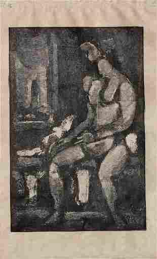 Georges Rouault - Untitled