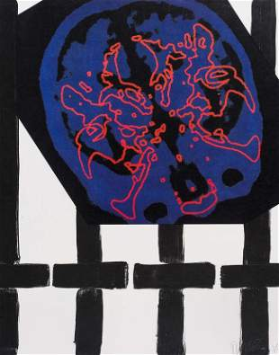 Robert Longo - Untitled (for Joseph Beuys)