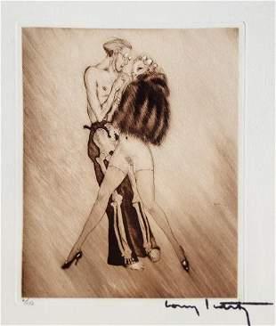 Louis Icart - Untitled from La Ronde des Dances