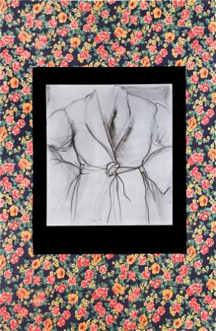 Jim Dine - The Robe Goes to Town