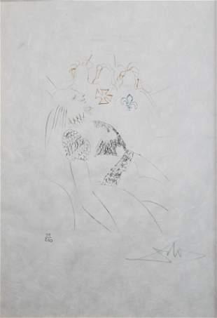Salvador Dali - Henry IV