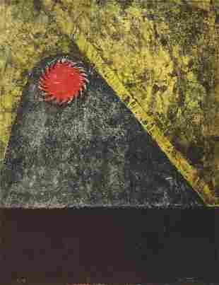 Rufino Tamayo - Amanecer en el Delta del Parana