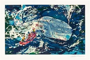 Leroy Neiman - Moby Dick IV