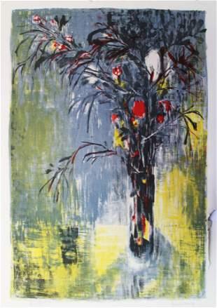 Dang Lebadang - Flower Still Life