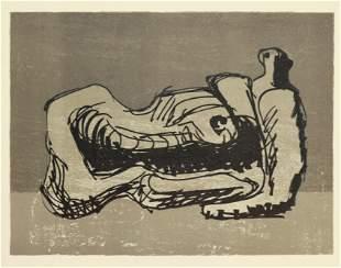 Henry Moore - Reclining Figures