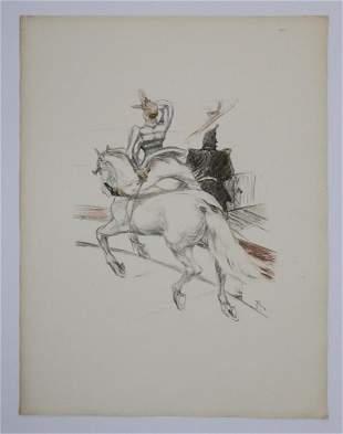 Pablo Roiq Cisa - Untitled 3 from Le Cirque
