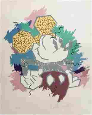 Unknown Artist (Disney Fine Arts) - Vintage Mickey