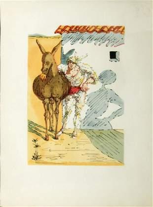 Salvador Dali - Le Tricorne 5