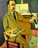 Henri Matisse (After) - Self Portrait