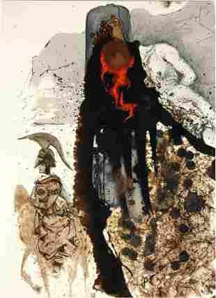 Salvador Dali - Jesus Scourged