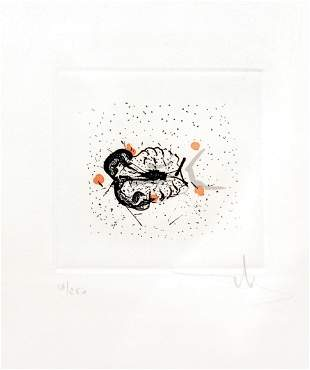 Salvador Dali - Cancer
