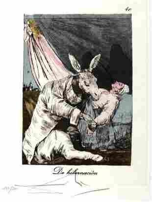 Salvador Dali - De Hibernacion, #40