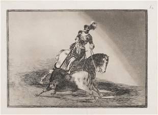 Francisco Goya (After)- Plate 10
