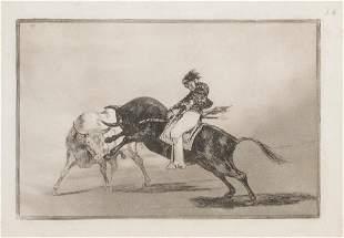 Francisco Goya (After)- Plate 24