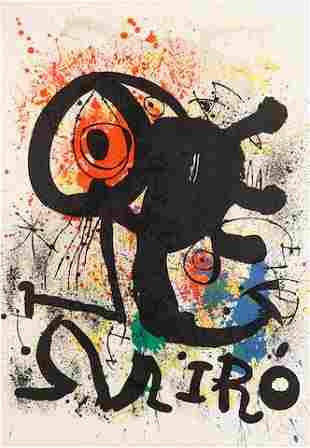 Joan Miro - Sculptures et Ceramiques