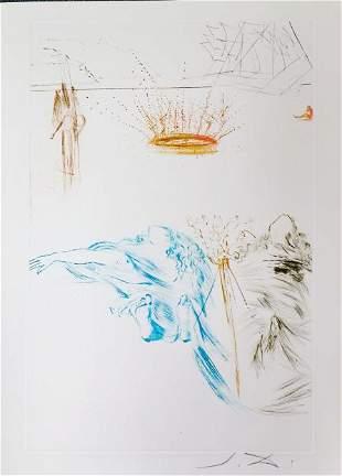 Salvador Dali - Tristan's testament
