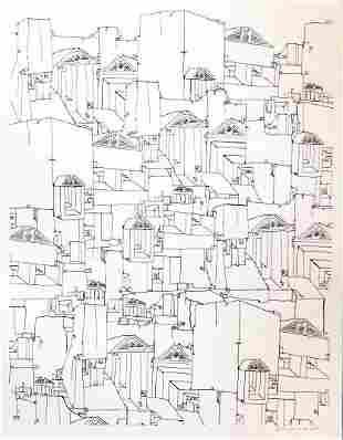 Joseph Demarais - Untitled