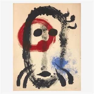 Joan Miro - Plate I