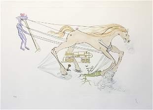 Salvador Dali - Westinghouse Air Brake
