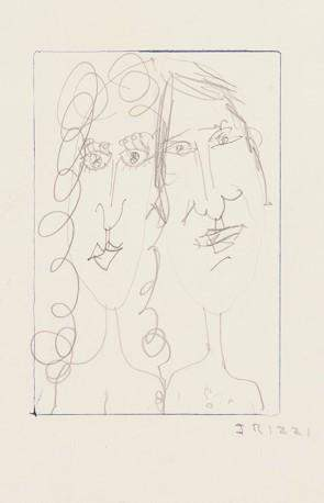 James Rizzi - The Perfect Couple