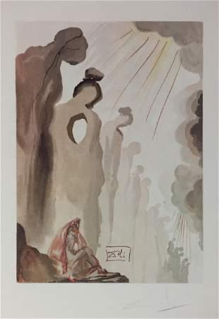 Salvador Dali - The Second Cornice