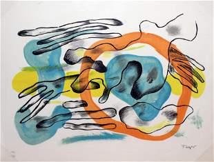 Fernand Leger - Clouds