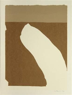 Robert Motherwell - Untitled