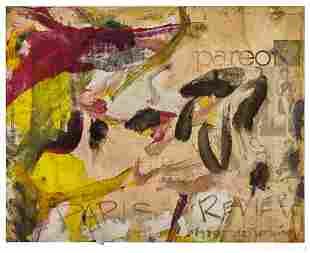 Willem De Kooning - Paris Review