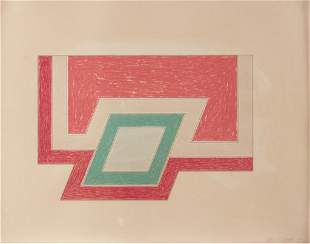 Frank Stella - Conway