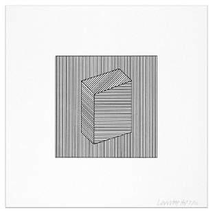 Sol LeWitt - Plate #22