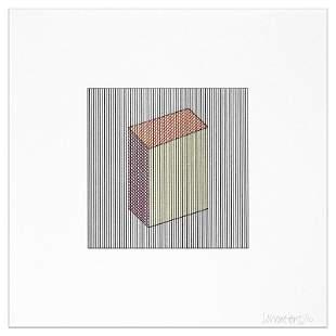 Sol LeWitt - Plate #17