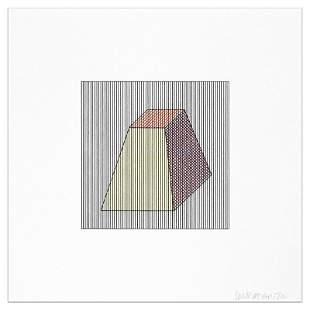 Sol LeWitt - Plate #05