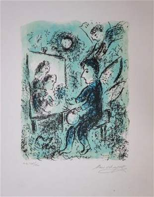 Marc Chagall - Vers