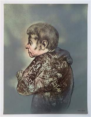 Rafael Coronel - Untitled 16
