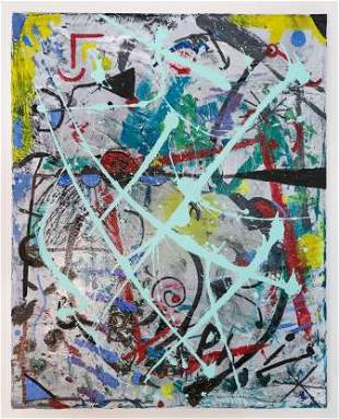 Matthew Steinberg - Untitled III